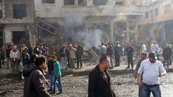 シリア2都市で爆発、130人以上死亡か