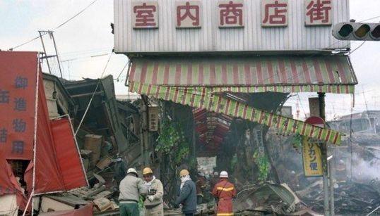 阪神・淡路大震災から20年、街は賑わっていた。あの日までは【画像】