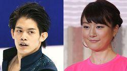 小塚崇彦選手、フジ大島由香里アナと結婚 SNSに「既婚」