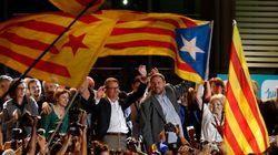 カタルーニャ州議会選挙、分離独立派が勝利宣言