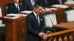 山本太郎氏、国会議員除名をちらつかされる