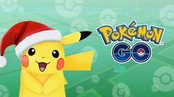 ポケモンGOの新ポケ追加第1弾、ピチューやトゲピーが卵から孵るように。クリスマス限定ピカチュウも