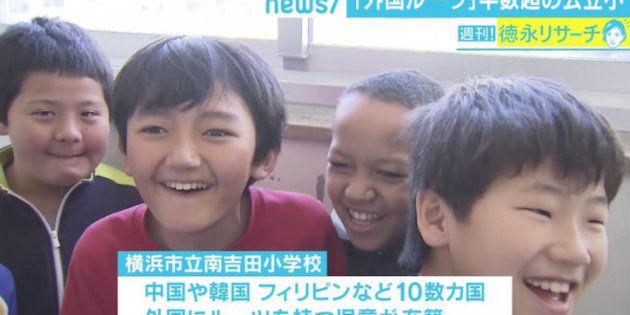 806f7738877246 半数以上「外国ルーツ」の子どもがいる学校も 教育現場のいま | ハフポスト
