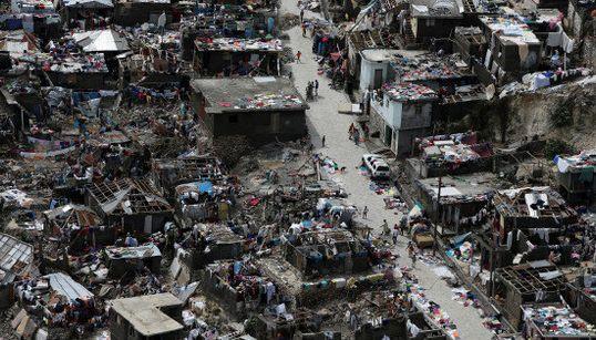 ハリケーン「マシュー」ハイチを直撃 少なくとも136人死亡、凄惨な嵐の爪痕(画像)