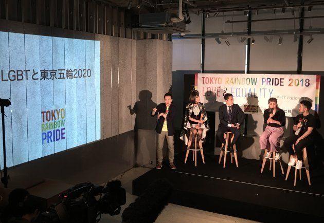 東京レインボープライド2018はじまる。東京五輪を見据え、「愛と平等」テーマ