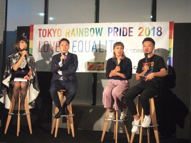 「すべての愛に平等を」東京レインボープライド2018が開幕
