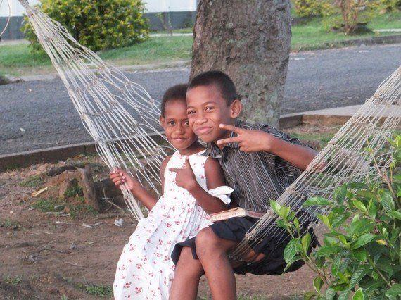 フィジアンから学ぶ、幸せへのヒント!フィジーあるある