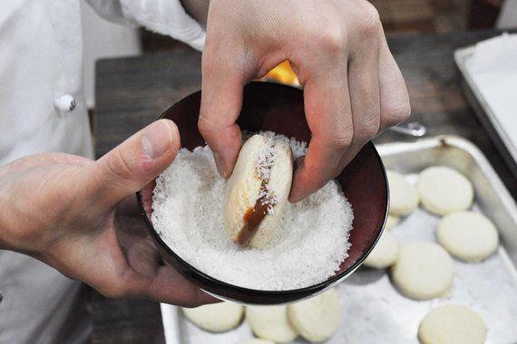 南米を代表する郷土菓子!「アルファフォレス」をパラグアイで作ってみた♪【