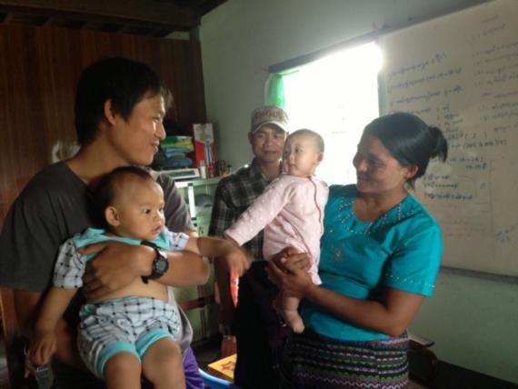 私が目の当たりにした、ミャンマーの出産や教育事情 その光と影