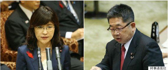 「白紙の領収書」の記載、稲田防衛相が認める 政治資金パーティで常態化