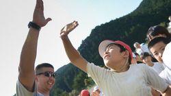 在日アメリカ軍、豪雨被害の栃木で復旧ボランティア 子供たちに背中を見せる【画像】