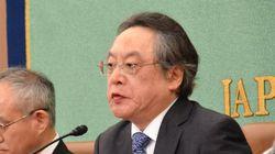 安保法案に集団違憲訴訟へ 弁護団長の小林節氏、安倍首相を厳しく批判