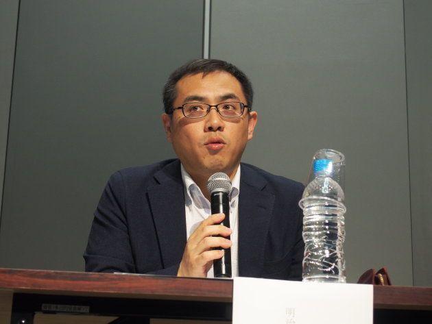 明治大学政治経済学部の兼子歩専任講師