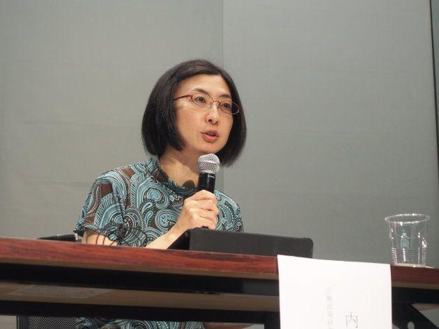 労働政策研究・研修機構副主任研究員の内藤忍さん