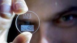 最大360TBものデータを、ほぼ永久に保存可能。「5Dデータストレージ」が開発される