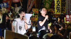 安保法案が成立 SEALDs
