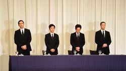 《TOKIO記者会見》城島茂「今後の活動、答えが出ていない」