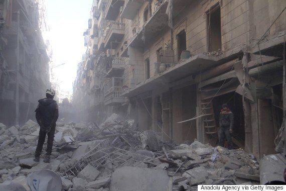 シリア内戦はもはや泥沼化していない 今起きているのは...