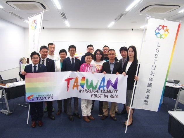 台湾、同性婚承認の民法改正に不穏な空気。反対派が「3つの国民投票案」を提出。