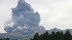 【速報】阿蘇山が噴火 噴煙の画像が多数投稿される(UPDATE)