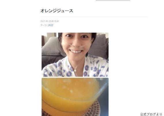 小林麻央、がんと闘った日々を振り返る 34歳で死去、ブログで病状報告