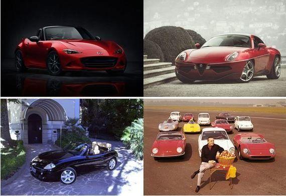 アルファロメオの次期型車、マツダ・ロードスターとプラットフォーム共有する計画を破棄