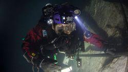 世界一深い水中洞窟を発見