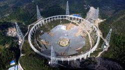 宇宙人捜索のため、住民9000人が立ち退きへ。中国の電波望遠鏡プロジェクト
