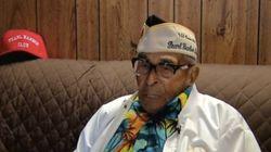 104歳の真珠湾攻撃生存者、75年慰霊式典に参加「そこに行き、祈りを捧げる。それが自分の癒やしになる」