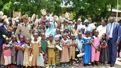 アフリカ1万足プロジェクト、遂に完結!