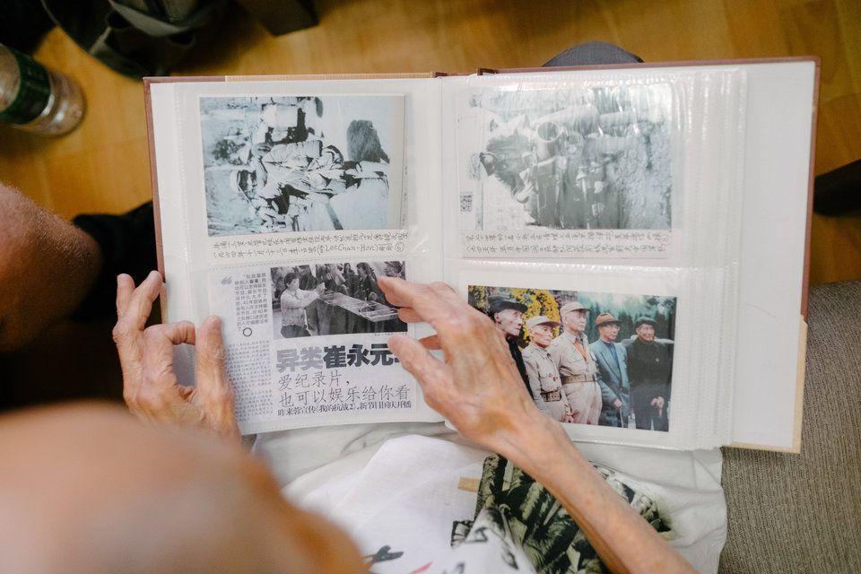 アメリカと共に日本と戦った99歳の中国人、共産党の迫害から70年を経て名誉を手にする