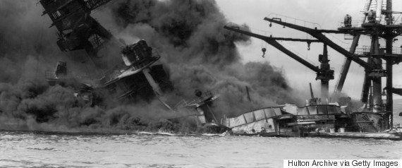 真珠湾攻撃から75年 アメリカを憎悪に駆り立てた戦闘を振り返る(画像集)