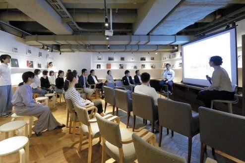神保町ブックセンターはイベントスペースも併設する(東京都千代田区、UDS提供)