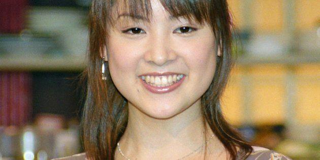 北川弘美さん(2003年06月20日撮影)