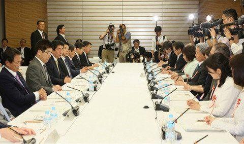 働き方改革実現会議、始まりました。