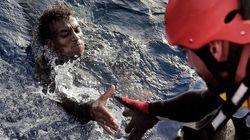 「無関心が人々を殺している」リビア沖で6055人の難民らを救助