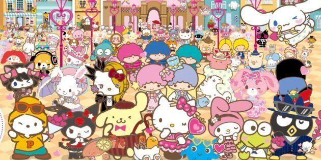 「サンリオキャラクター大賞」の投票開始 YOSHIKIもゴールデンボンバー歌広場も参加