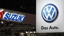 スズキがフォルクスワーゲンとの提携解消へ 国際仲裁裁判所が裁定