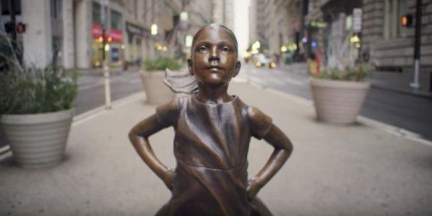 「女性の地位向上をめざして、世界をもっと改革して」カンヌ広告祭で称賛されているある少女像とは?