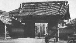 明治のころの東大・赤門や慶応はこんな感じだった(画像)