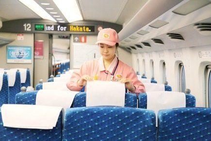 12分間のおもてなし 東海道新幹線の清掃員