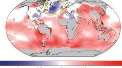 グリーンランドの気温、2025年ごろ以降上昇か