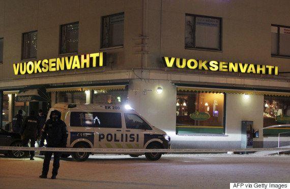フィンランドで銃乱射、政治家とジャーナリストが死亡 銃規制強まる中で惨劇