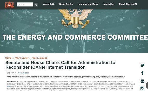 米国がついにインターネットの監督権限を手放した
