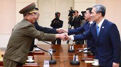 北朝鮮と韓国、まだ続く高官会談 地雷・宣伝放送など激しい応酬