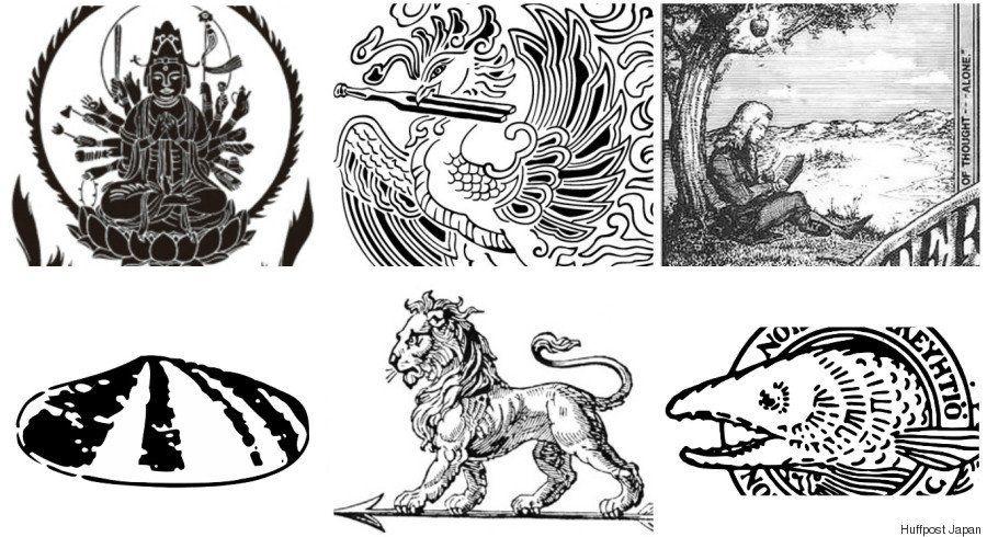 【クイズ】世界的企業のロゴ、最初はこうだった。いくつ社名が分かる?