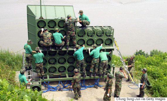 北朝鮮はなぜ、韓国の「拡声機の宣伝放送」に神経をとがらせたのか