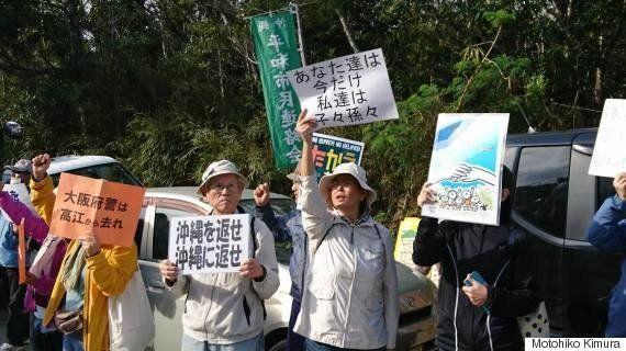 やんばるの森に響く、元小学校教諭の替え歌。沖縄・高江で選別される市民(現地ルポ)