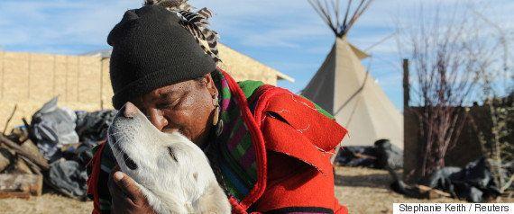 「ダコタ・アクセス・パイプライン」ルート変更へ アメリカ先住民たちの誇りを賭けた抗議デモが実る