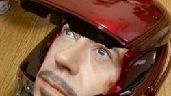 炊飯器にあの人の顔をハメてみたら...あらやだ、アイアンマン(画像)